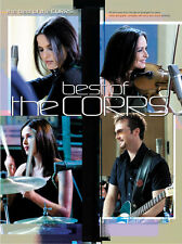 The Best Of The Corrs Learn to Play Irish Pop PIANO Guitar PVG Music Book
