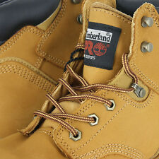 "Timberland Pro 6"" Pitboss Soft Toe 33030 WIDE Wheat Men US size 9.5, EUR 43.5"