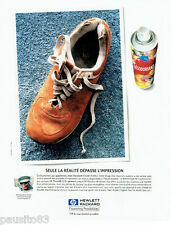 PUBLICITE ADVERTISING 096  1999  Hewlett Packard  imprimante HP Deskjet  *