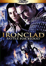 Ironclad: Battle for Blood, Roxanne McKee, Tom Rhys Harries, Tom Austen, DVD