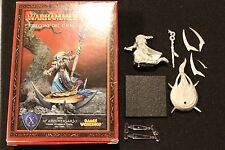 Games Workshop Warhammer Chaos Sorceror on Disc Limited Edition NIB Tzeentch OOP