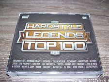 Hardstyle Legends Top 100 * HOLLAND 2 CD SET 2012 * NEW