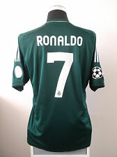 Cristiano RONALDO #7 Real Madrid Euro 3rd Football Shirt Jersey 2012/13 (XL)