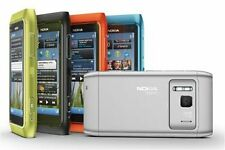 Nokia N8 (Black,Green,Blue,Silver,Orange) (Unlocked) Mobile Phone