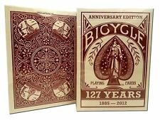 Bicycle 127th Limited Edition Playing Cards Deck Collectible Expert Back Rare