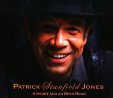 Jones, Patrick Stanfield Heart & An Open Road CD