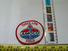 Amoco Tourch Lite Field Patch Badge  (5030)