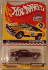 2007 Hot Wheels 7th Nationals/Convention Neo-Classics Ford Custom Mustang Red
