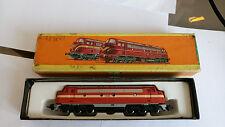 Spur TT Lok, Diesellok M61 Co Co, MAV, Zeuke, im Originalkarton