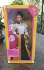 "BARBIE COLLECTOR PASSPORT ""PHILIPPINES"" DOLLS OF THE WORLD COLLECTION NRFB"