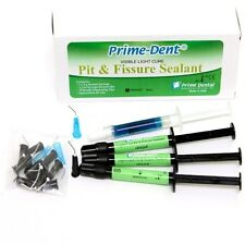 PRIME-DENT PIT AND FISSURE SEALANT 3 SYRINGE KIT - OPAQUE