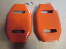 2 SNOW THROWER BLOWER SHOE SKID replaces ARIENS JOHN DEERE 24599 M124413 2483859