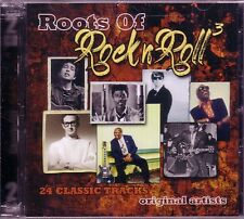 Roots Rock Roll 2CD Classic 50s 60s JAMES BROWN LITTLE RICHARD RAY CHARLES ELVIS