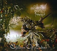 Children of Bodom - Relentless Reckless Forever CD DVD  Digipak