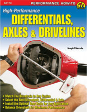 High Performance Differentials, Axles & Drivelines
