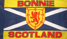 bonnie scotland flag 5x3 scottish scots glasgow edinburgh