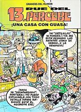 13 RUE DEL PERCEBE / ¡ UNA CASA CON GUASA! - GRANDES DEL HUMOR  Nº 8