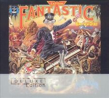 Captain Fantastic & The Brown Dirt Cowboy: Deluxe Edition by Elton John (CD,...