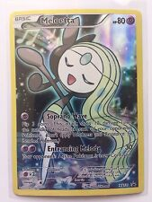 Pokemon TCG Mythical Collection Meloetta Holo Foil Full Art Promo XY120 NM