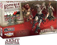 Army Painter Zombicide: Black Plague Paint Set | Farbset, Zombies