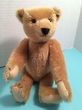 """Steiff 10"""" Tan Teddy Bear"""