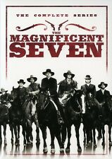 Magnificent Seven: The Complete Series [5 Discs] (2011, REGION 1 DVD New) WS