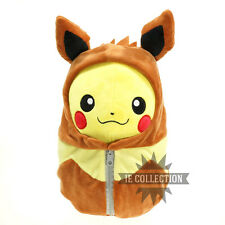 POKEMON PIKACHU VESTITO DA EEVEE PELUCHE PUPAZZO dress cosplay Nebukuro plush