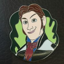 Disney Pin Smiles Smirks and Sneers Mystery Collection Frozen Hans