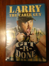 Larry The Cable Guy: GIT-R-DONE Movie (DVD, 2004)
