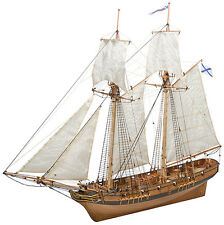 Schooner Polotsk 1/72 wooden kit ship model Master korabel MK0302