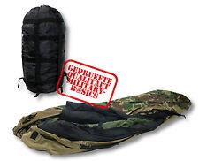 US Army Modular Sleeping Bag System MSS Schlafsack Woodland camouflage 4 teilig