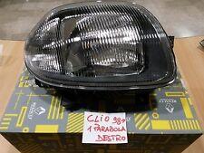 FARO-PROIETTORE ANTERIORE DESTRO RENAULT CLIO 98-01 ORIGINALE VALEO 1 PARABOLA