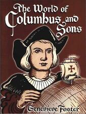 The World of Columbus and Sons by Genevieve Foster