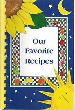 *HOUSTON TX 1999 BAMMEL FOREST HOME & GARDEN CLUB COOK BOOK OUR FAVORITE RECIPES