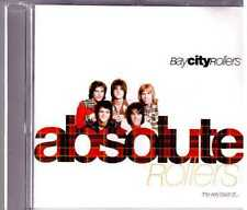 BAY CITY ROLLERS ABSOLUTE THE VERY BEST OF CD