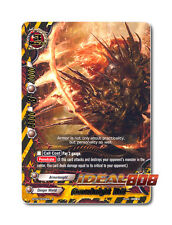 Buddyfight x 4 Armorknight Ifrit - BT02/0029EN (R) Rare Mint Future Card