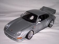 Porsche 911 / 993 GT2 + SILBER + UT + 1:18