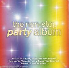 V/A - The Non-Stop Party Album (UK 18 Track CD Album)