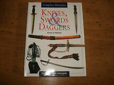 COMPLETE IDENTIFIER KNIVES,SWORDS DAGGERS,BY LEVINE AND WELAND,2004 HARDBACK