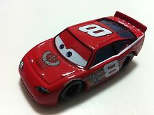 Mattel Disney Pixar Car No.8 Dale Earnhard Jr Diecast Toy Car 1:55 Loose New