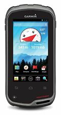 Garmin Monterra Large Screen Android Powered Handheld Outdoor GPS 010-01065-00