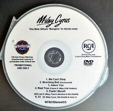 Miley cyrus 6 music videos on DVD adore you wrecking ball we can't stop 23 +