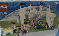LEGO Town 1198 Service Team - 2 Bikers with Service Tools New Sealed