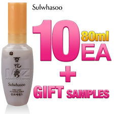 Sulwhasoo First Care Activating Serum 10EA 80ml Anti-Aging Amore Pacific + Gift