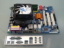 Mainboard Bundle ASRock N68-GE / NUR 45W Athlon 605 4x 2,30GHz / 8GB RAM /Blende