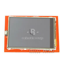 "LT 2.4"" TFT LCD Display Shield Touch Panel Module TF Micro SD for Arduino UNO R3"