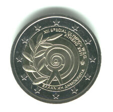 Greece 2011 - 2 Euro Commemorative - 13th Special Olympic Games (UNC)