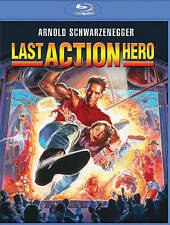 Last Action Hero (Blu-ray, 2014)Sealed,WS,Action,Arnold Schwarzenegger