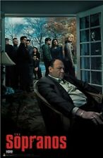 THE SOPRANOS POSTER Amazing Scene RARE HOT NEW 24X36