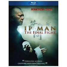 IP MAN  THE FINAL FIGHT New Sealed Blu-ray Yip Man